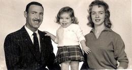 Our original family.  Daddy, Sha Sha and Mom.