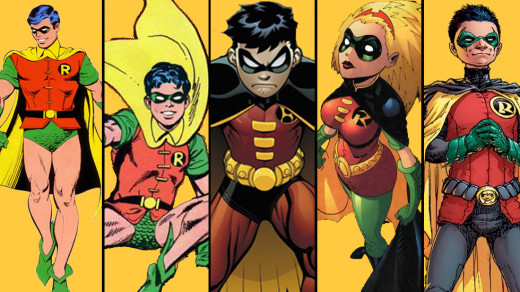 All of the Robin's Collected