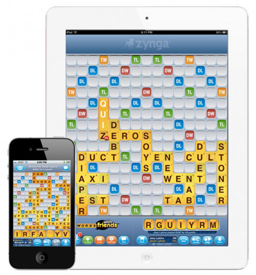 How to Play Words with Friends