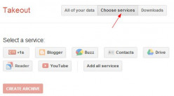 How to get a copy of your RSS subscription list from Google Reader...using Takeout
