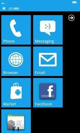 Windows Phone Android, buggy and seem to be abandoned.