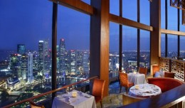 A Special Evening for Two on Valentine's Day at Equinox, Swissotel