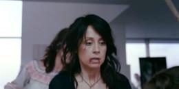 "Lara Fabian in ""The Family""."