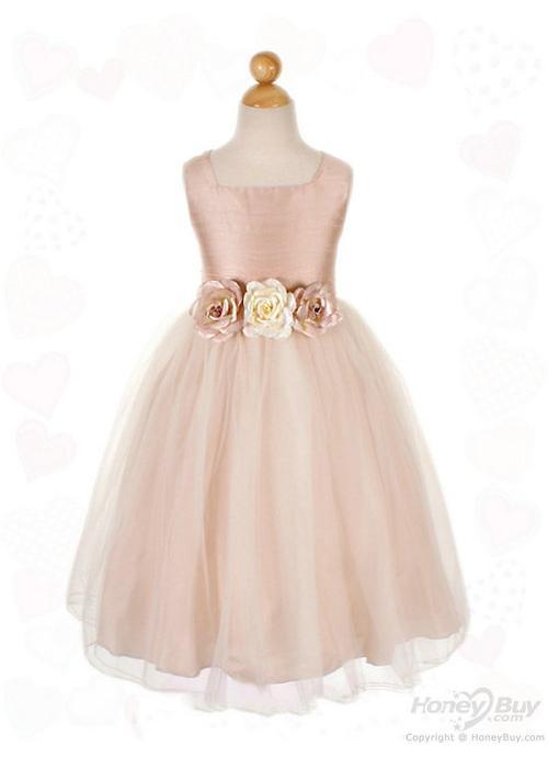 Beautiful Flower Girl dress.