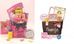 Wonderful Flower Girl gift ideas.