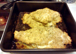 Savory Cheese Stuffed Chicken Breasts
