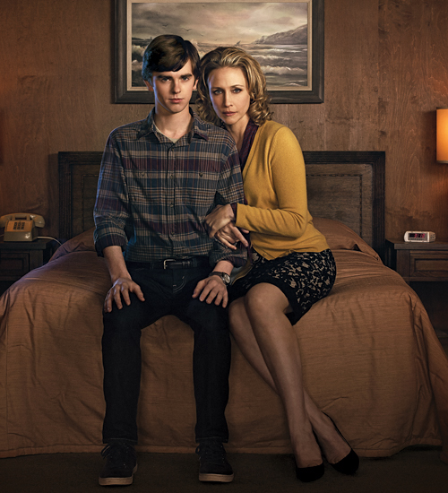Norman Bates and Mother are waiting for you