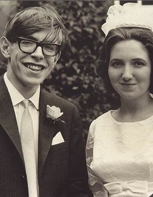 Stephen Hawking and Jane Wilde