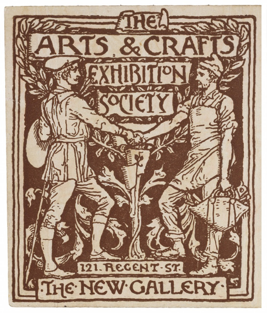 the history of arts and crafts History of the arts and crafts movement in america from 1875 to 1895.