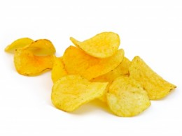 Before you try to shrink the chip bag, empty it of chips and clean it out. Yes, you can eat the chips too!