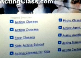 there  are  a  lot  of  acting  classes
