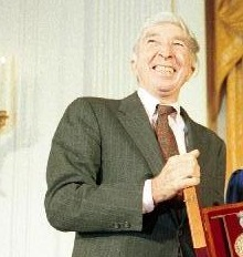 John Updike - double Pulitzer prize winner
