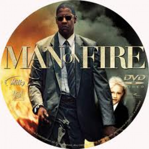 Man on Fire stars Denzel Washington, Christopher Walken and Dakota Fanning and it takes place in Mexico.