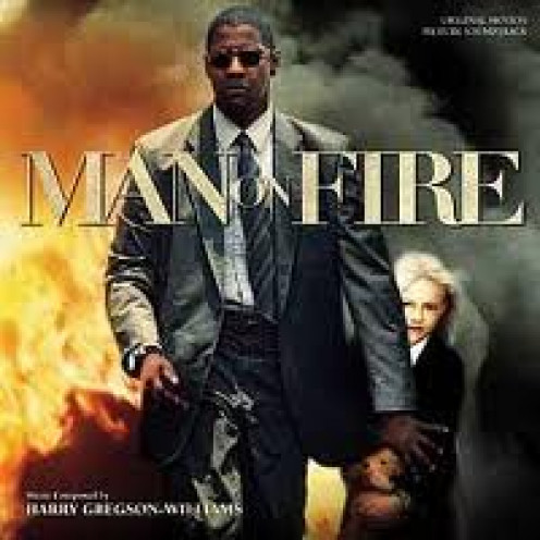 Man on Fire was a rated R movie that stars Denzel Washington in a movie about payback  and revenge.