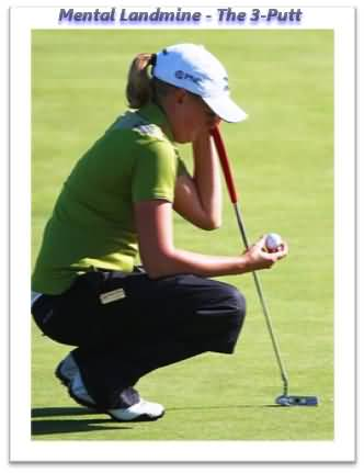 Stacy Lewis at 2010 British Open