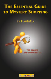 Get Your Copy Now of The Essential Guide to Mystery Shopping