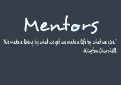 10 Ways to be a Good Mentor