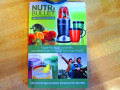 NUTRiBULLET Raw Food Nutrient Extraction Kitchen Appliance Product Review