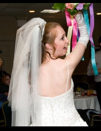 The most important thing to remember about wedding planning: Have Fun!