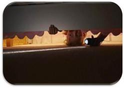 Scritch Scratch: Part 1- Under The Bed