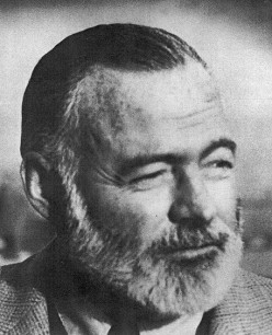 Writing Advice from Ernest Hemingway