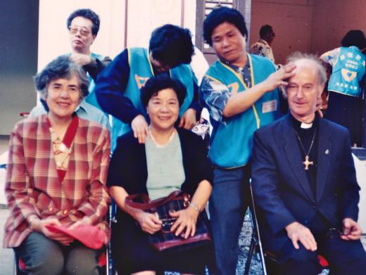 Seniors' Day Massage, Taiwan