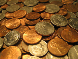Find and Collect Rare Coins - Coins in your Change.  Source: Public Domain image