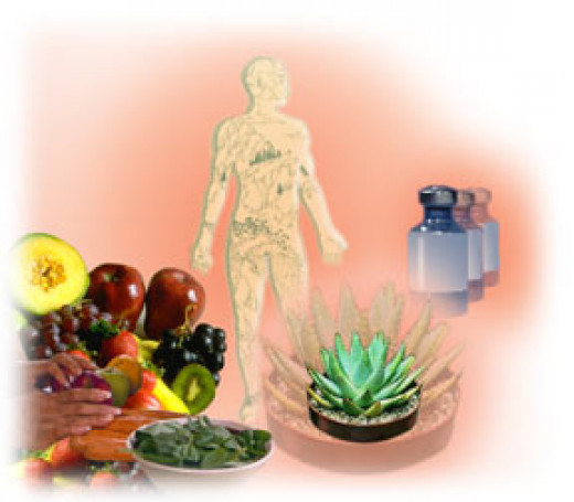 Healthy diets will have lots of vegetables and fruits. these provide the body with the important disease fighting capabilities.