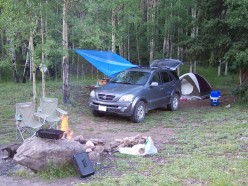 Car Camping Made Easy on a Budget