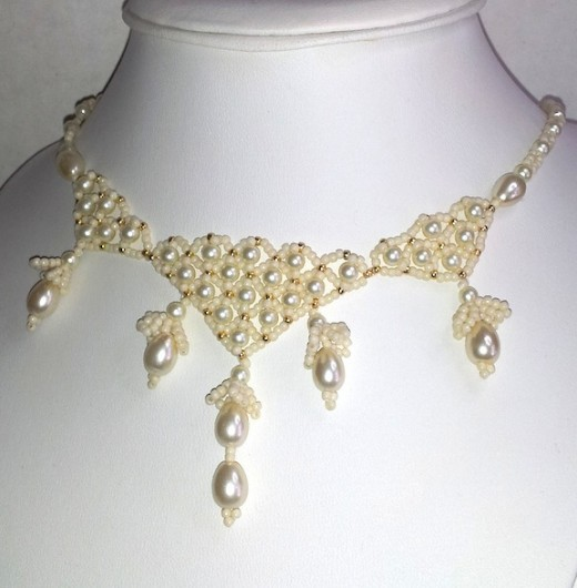 Beautiful Bridal Necklace