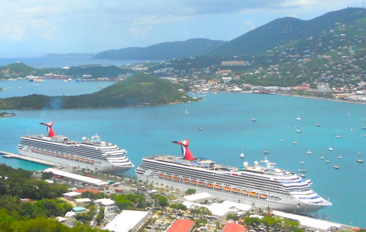 The Liberty in St. Thomas - The Viewpoint at Paradise Point