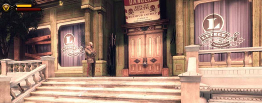 Bioshock Infinite find the final tear at the Lucete Laboratory