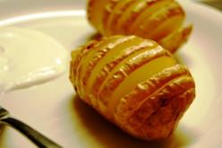 Hassel back Potato Recipe