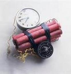 Bomb Control Legislation?