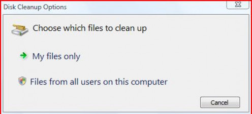 If you own the computer you're using, it's ideal to choose the second option