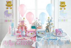 Throw a Teddy Bear Baby Shower