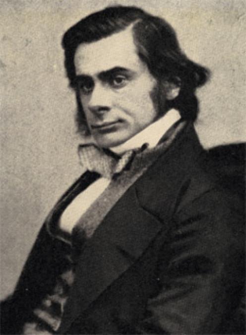 Huxley in 1857.