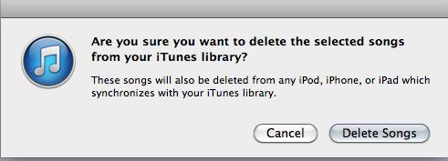 """are you sure? click """"delete"""""""