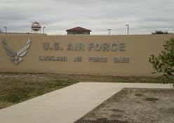Air Force Tech School at Lackland
