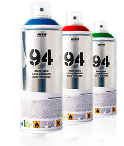 Montana 94 Spray Paint Cans