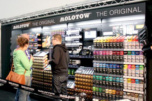 Molotow Graffiti Supplies Store