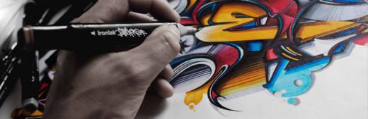 Graffiti Marker Supplies