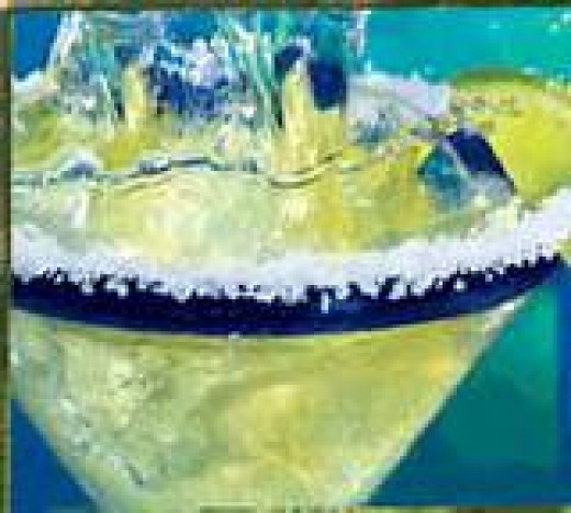 So refreshing, enjoy on a hot summer day! Ice cold and full of flavor.
