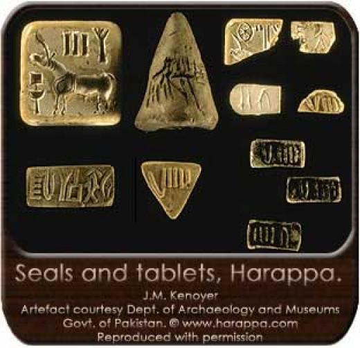 Indus Valley Seals