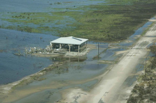 Being able to predict hurricane strikes can prevent loss of life and property.