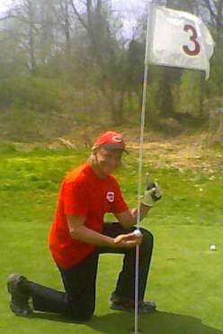 Golfing & Fishing