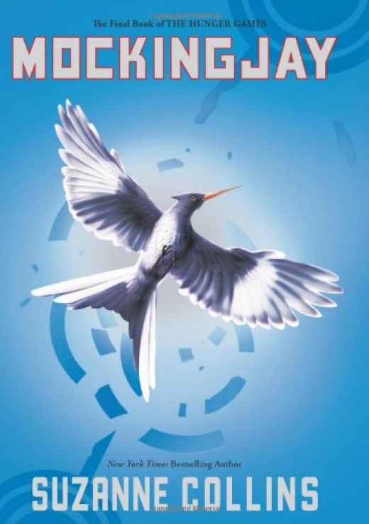 Mockingjay, the final book of the Hunger Games series, will be split into 2 movies.