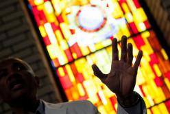 Protestant Church Etiquette