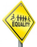 equality for the disabled