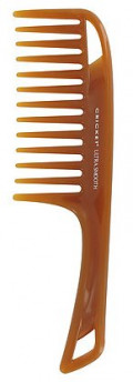 The Cricket Ultra Hair Detangler Comb is a great example of a wide-tooth comb that can be used to detangle hair with minimal damage.
